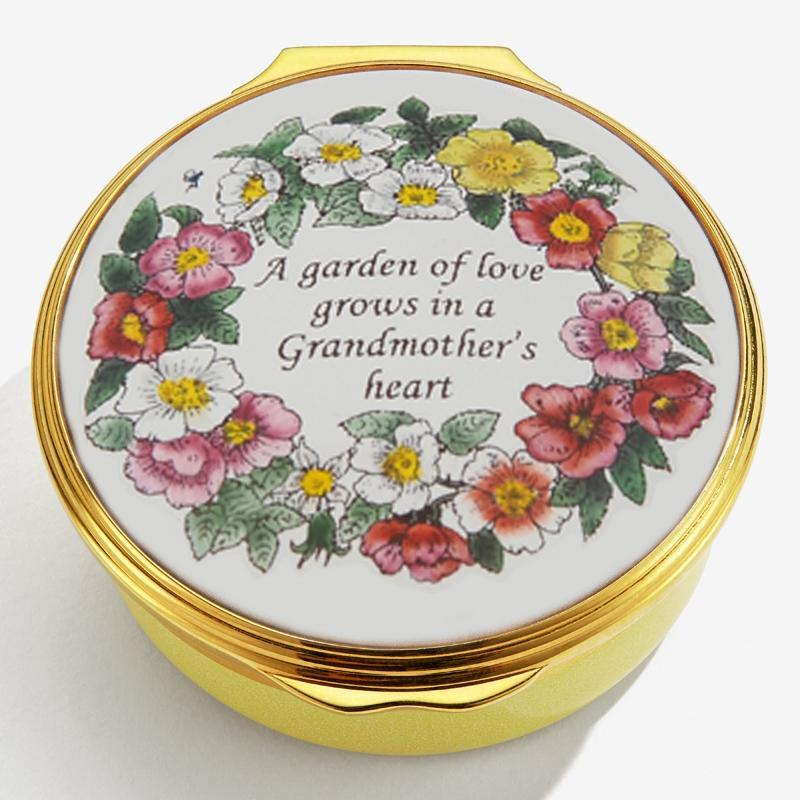 Grandmother's Heart Box