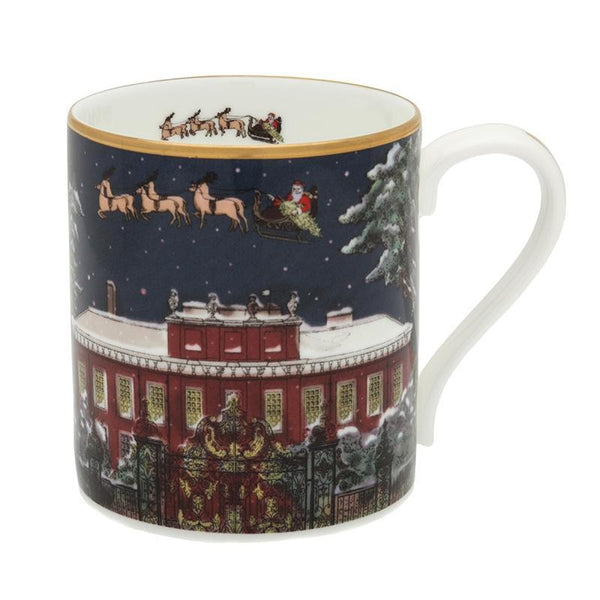 London Palaces By Night Mug