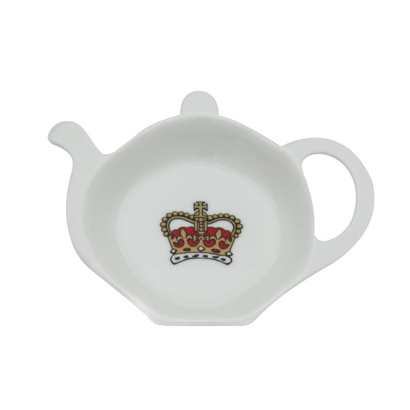 Crown Tea Bag Tidy