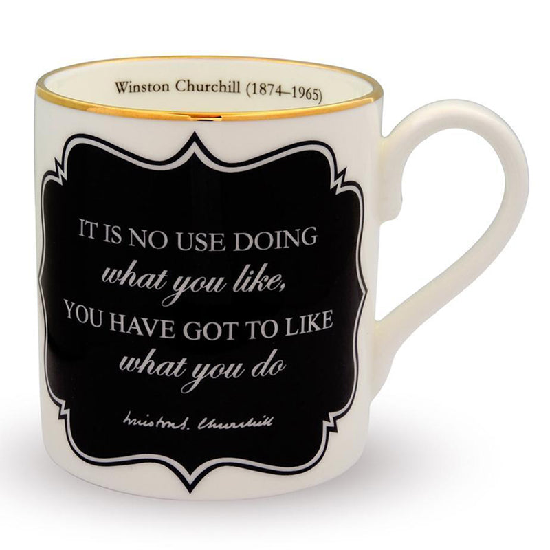 It's No Use Doing What You Like... Mug