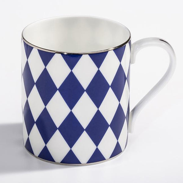 Parterre Midnight Mug
