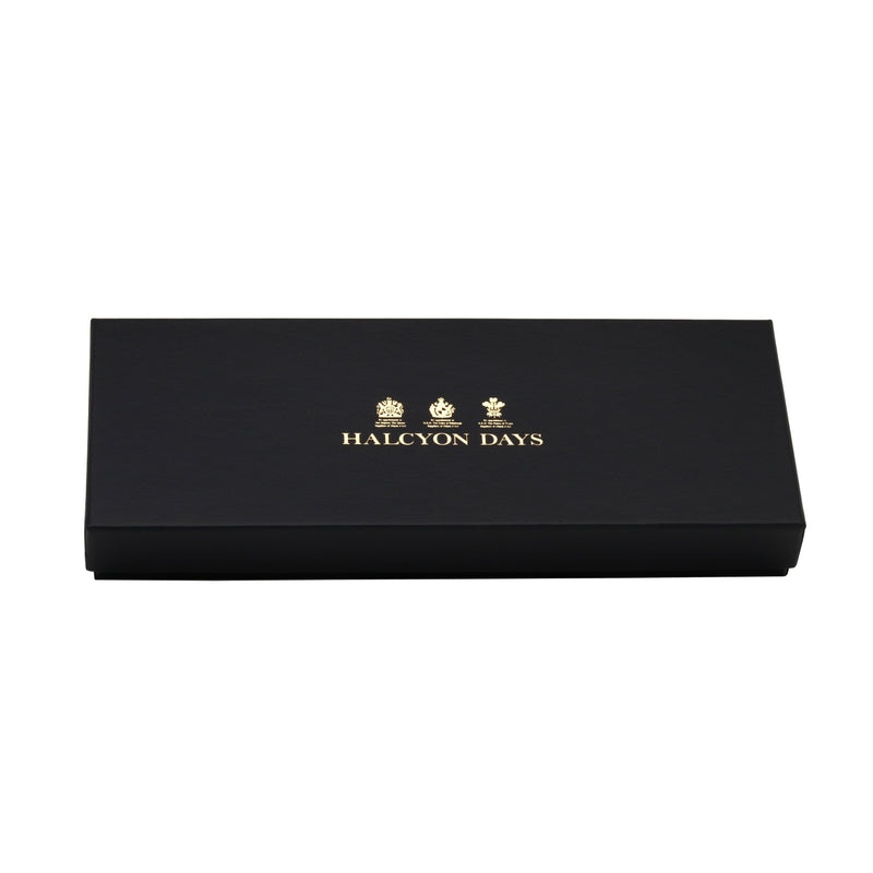 Twin Leopard Rectangular Tray