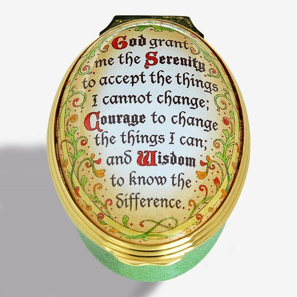Serenity Prayer Box