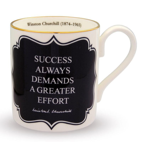 Success Always Demands a Greater Effort... Mug