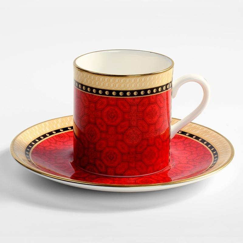 The Chapel Royal Livery Coffee Cup and Saucer