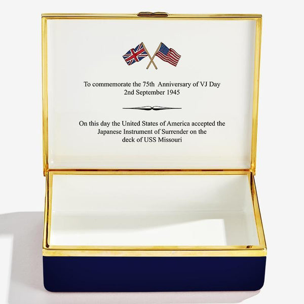The 75th Anniversary of VJ Day Box