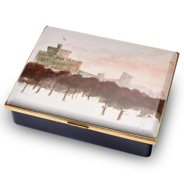 Windsor Castle by HRH The Prince of Wales Prestige Box