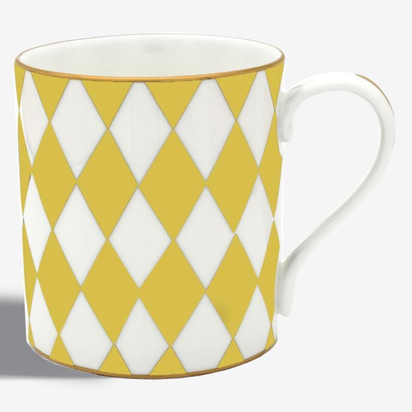 Parterre Yellow Mug