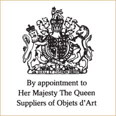 By Appointment by Her Majesty The Queen Royal Warrant
