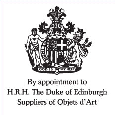 By Appointment to HRH The Duke of Edinburgh Royal Warrant