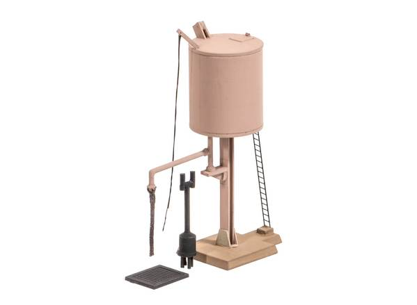RATIO 230 N GAUGE ROUND WATER TOWER - (PRICE INCLUDES DELIVERY)