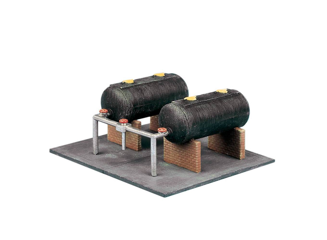RATIO 315 N GAUGE OIL TANKS - (PRICE INCLUDES DELIVERY)