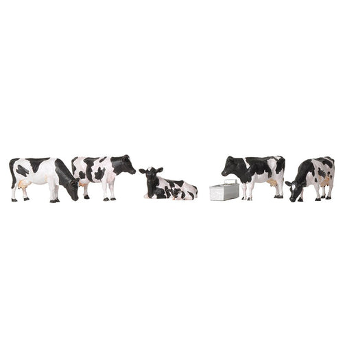 BACHMANN SCENECRAFT 36-081 OO COWS - (PRICE INCLUDES DELIVERY)
