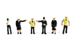 GRAHAM FARISH 379-301 N GAUGE POLICE & SECURITY STAFF - (PRICE INCLUDES DELIVERY)