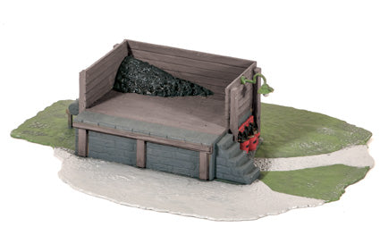 RATIO 505 OO/1:76 COALING STORE - (PRICE INCLUDES DELIVERY)