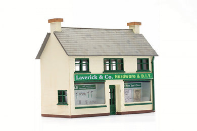 DAPOL C019 OO/1:76 GENERAL STORES - (PRICE INCLUDES DELIVERY)