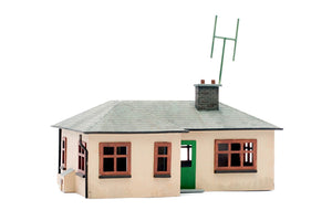 DAPOL C021 OO/1:76 DETACHED BUNGALOW - (PRICE INCLUDES DELIVERY)