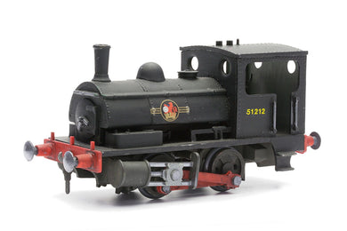 DAPOL C026 OO/1:76 0-4-0 T BR PUG (20 IN PACK) - (PRICE INCLUDES DELIVERY)