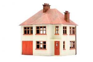 DAPOL C027 OO/1:76 DETACHED HOUSE - (PRICE INCLUDES DELIVERY)