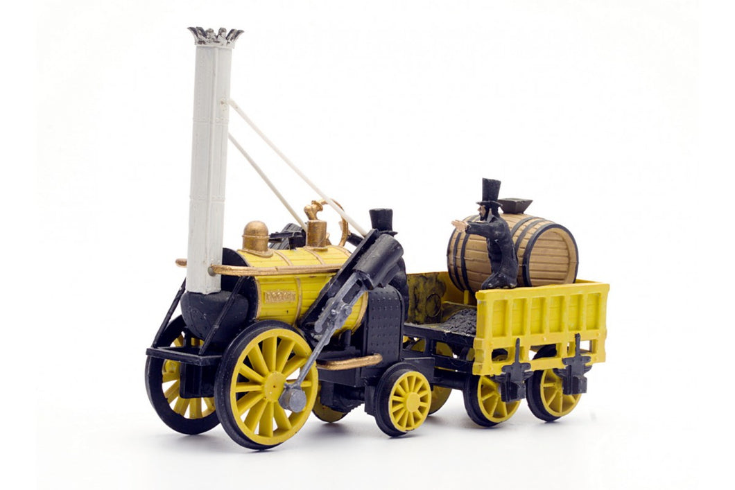 DAPOL C046 OO/1:76 STEPHENSON'S ROCKET & TENDER - (PRICE INCLUDES DELIVERY)