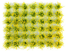 Load image into Gallery viewer, GAUGEMASTER GM 159 12MM PLANTS YELLOW GRASS TUFTS MINI SET - (PRICE INCLUDES DELIVERY)