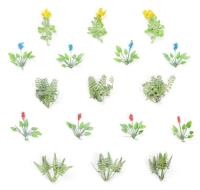 Load image into Gallery viewer, GAUGEMASTER GM 175 GARDEN FLOWERS - (PRICE INCLUDES DELIVERY)