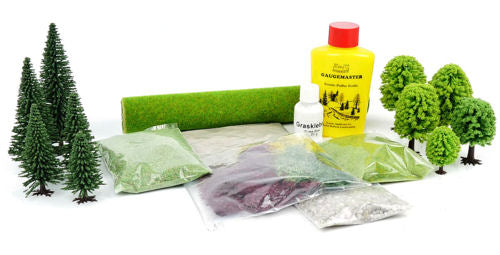 GAUGEMASTER GM 194 SCENIC STARTER KIT - (PRICE INCLUDES DELIVERY)