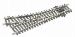 PECO ST-240 OO/1:76 No 2 RADIUS RIGHT HAND TURNOUT / POINT - (PRICE INCLUDES DELIVERY)