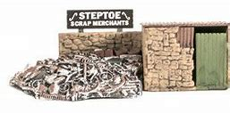 WILLS SS40 OO/1:76 SCRAPYARD - (PRICE INCLUDES DELIVERY)
