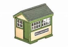 Load image into Gallery viewer, WILLS SS29 OO/1:76 GROUND LEVEL SIGNAL BOX - (PRICE INCLUDES DELIVERY)