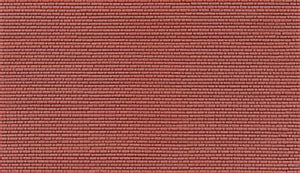WILLS SSMP226 OO/1:76 BRICKWORK FLEMISH BOND (4) - (PRICE INCLUDES DELIVERY)