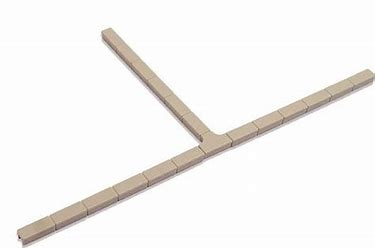 WILLS SS87 OO/1:76 CONCRETE TRUNKING - (PRICE INCLUDES DELIVERY)