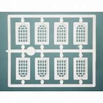 RATIO 523 OO/1:76 INDUSTRIAL WINDOWS - (PRICE INCLUDES DELIVERY)