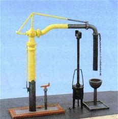 RATIO 413 OO/1:76 WATER CRANE & FIRE DEVIL - (PRICE INCLUDES DELIVERY)