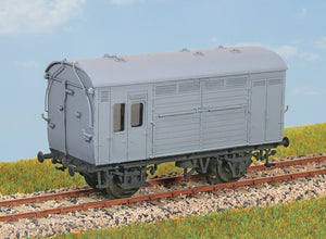 PARKSIDE MODELS PC79 OO/1:76 HORSE BOX - (PRICE INCLUDES DELIVERY)