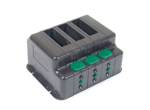 PECO LECTRICS PL-50 TURNOUT SWITCH MODULE - (PRICE INCLUDES DELIVERY)