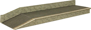 METCALFE PN135 N GAUGE STONE PLATFORM KIT - (PRICE INCLUDES DELIVERY)