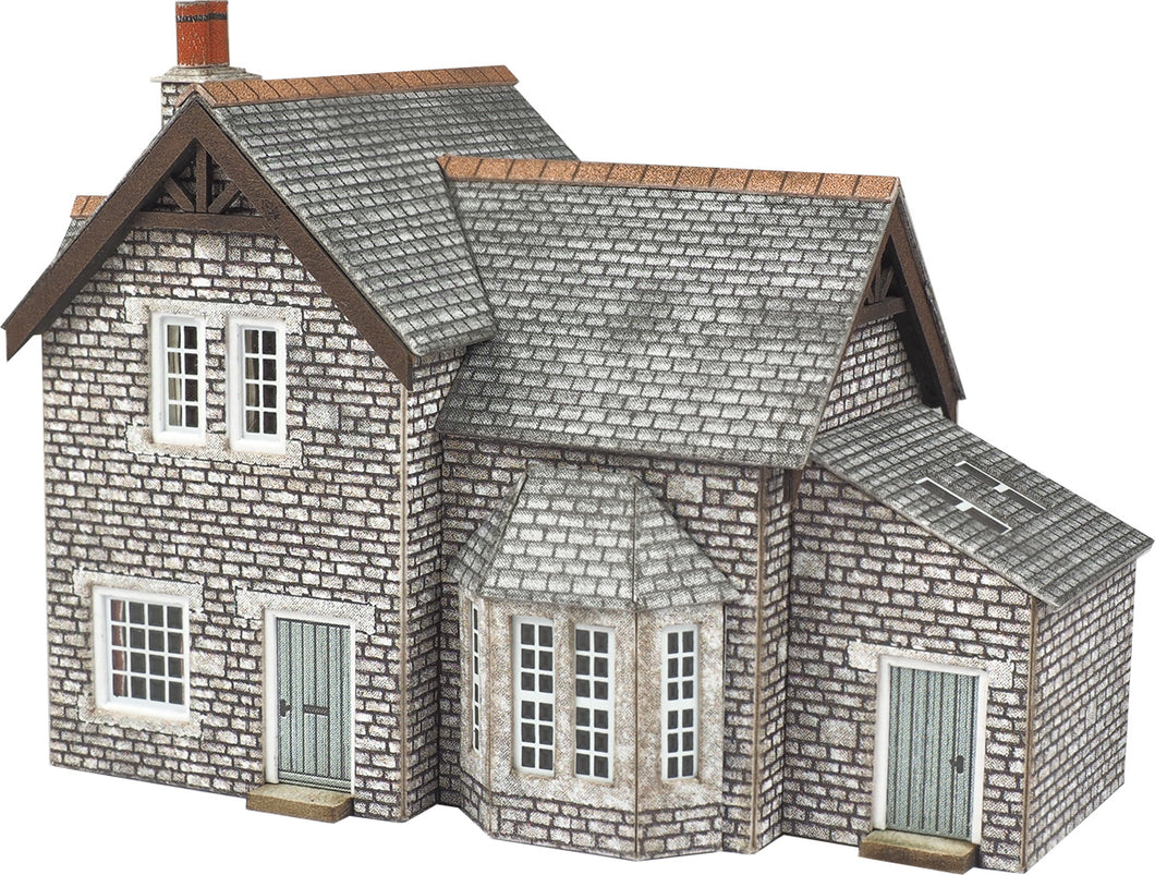 METCALFE PN158 N GAUGE GARDENER'S COTTAGE - (PRICE INCLUDES DELIVERY)