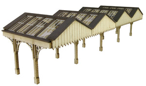 METCALFE PN940 N GAUGE PLATFORM CANOPY - (PRICE INCLUDES DELIVERY)