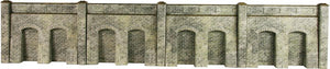 METCALFE PO245 OO/1.76 REATAINING WALL STONE STYLE - (PRICE INCLUDES DELIVERY)