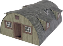 Load image into Gallery viewer, METCALFE PO415 OO/1:76 NISSEN HUT - (PRICE INCLUDES DELIVERY)