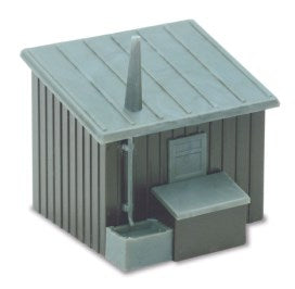 PECO LK-4 OO:1:76 PLATELAYERS HUT - (PRICE INCLUDES DELIVERY)