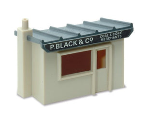 PECO LK-5 OO/1:76 COAL OFFICE - (PRICE INCLUDES DELIVERY)