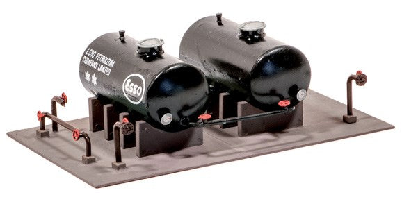 RATIO 530 OO/1:76 OIL TANKS - (PRICE INCLUDES DELIVERY)