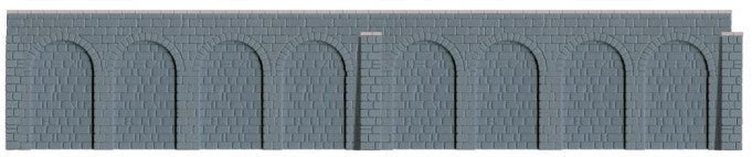 RATIO 537 OO/1:76 RETAINING WALLS - (PRICE INCLUDES DELIVERY)