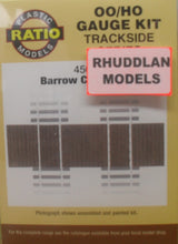 Load image into Gallery viewer, RATIO 456 OO/1:76 BARROW CROSSING - (PRICE INCLUDES DELIVERY)