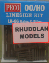 Load image into Gallery viewer, PECO LK-86 OO/1:76 GATES & STILES - (PRICE INCLUDES DELIVERY)