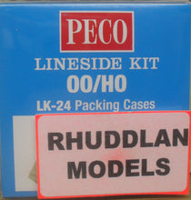 Load image into Gallery viewer, PECO LK-24 OO/1:76 PACKING CASES - (PRICE INCLUDES DELIVERY)