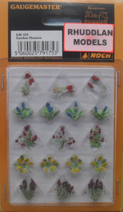 GAUGEMASTER GM 175 GARDEN FLOWERS - (PRICE INCLUDES DELIVERY)