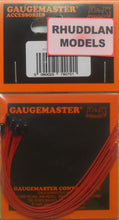 Load image into Gallery viewer, GAUGEMASTER ACCESSORIES GM70 G.O.W BULB x5 RED - (PRICE INCLUDES DELIVERY)